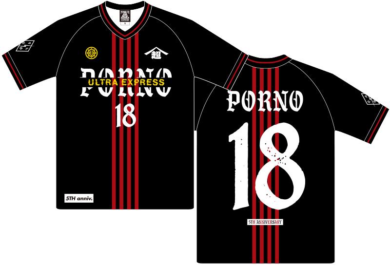 サッカーTシャツ